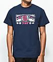 J!NX Bloodlust Navy T-Shirt