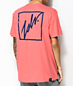 JSLV Geezer 2 Select Coral T-Shirt