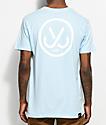JSLV Hooks 2 Select Powder Blue T-Shirt