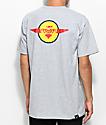 JSLV Spirit Select Grey Pocket T-Shirt