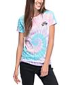 JV By Jac Vanek I Hate Everyone camiseta con efecto tie dye