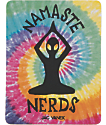 JV by Jac Vanek Namaste Nerds Sticker