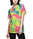 JV by Jac Vanek Pretty Good camiseta con efecto tie dye