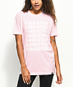 JV by Jac Vanek STFU Pink T-Shirt