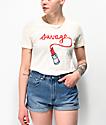 JV by Jac Vanek Savage Beige T-Shirt