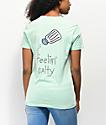 JV by Jack Vanek Feelin Salty Mint T-Shirt