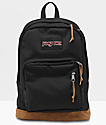 JanSport Right Pack Black Backpack