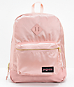JanSport Super Fx Rose Smoke Gold Backpack