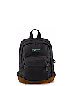Jansport Right Pouch Black .05L Mini Backpack