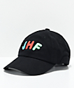 Just Have Fun Hold Up Black Strapback Hat