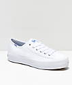 Keds Triple Kick White Canvas Shoes
