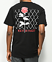 Key Street Chainlink camiseta negra