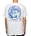 Key Street Crane White T-Shirt