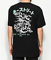 Key Street Dragon camiseta negra