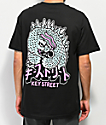 Key Street Kaiju Black T-Shirt