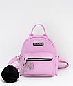 Killstar Darcy Light Pink Mini Backpack