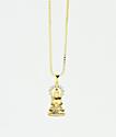 King Ice Enlightened Buddha Necklace