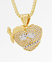 King Ice x Chief SOSA The THOT Breaker collar de cadena de oro