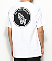 Know Bad Daze Homies camiseta blanca