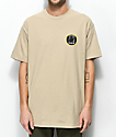 Know Bad Daze No Regerts Tan T-Shirt