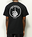 Know Bad Daze No Rulez Black T-Shirt