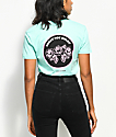 Know Bad Daze Not Sorry Mint T-Shirt