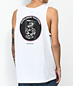 Know Bad Daze Vacation White Tank Top