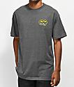 Krooked Eyes camiseta gris