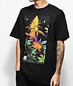 LRG Kush camiseta negra