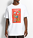 LRG Lifted Guide White T-Shirt