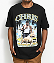 LRG x Boyz N The Hood Chris camiseta negra