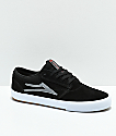 Lakai Griffin Black & Grey Skate Shoes