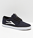 Lakai Griffin Midnight zapatos skate de textil