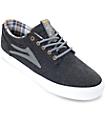Lakai Griffin Phantom zapatos de skate en lana y tartán