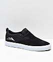 Lakai Riley Hawk II zapatos skate en negro y blanco