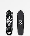 """Landyachtz Axes Dinghy 28.5""""  Cruiser Complete Skateboard"""