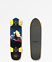 "Landyachtz Dinghy Burning Sky 28.5"" Cruiser Complete"