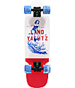 "Landyachtz Dinghy Surfer 28.5"" Cruiser Complete Skateboard"