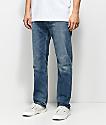 Levi's 502 Medium Blue Regular Fit Jeans