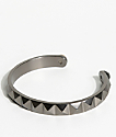 Lokai Cuff Gunmetal Bracelet