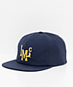 Loser Machine Potomac Navy Snapback Hat