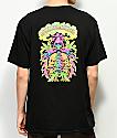Loser Machine Reefer Reaper Black T-Shirt