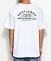 Loser Machine Sideline White T-Shirt