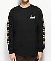 Loser Machine x PBR 12 Pack Black Long Sleeve T-Shirt