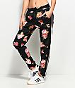 Love, Fire Scuba Floral Track Pants