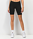 Lunachix Black Bike Shorts