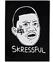 Lurk Hard Skressful Sticker
