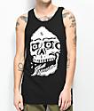 Lurking Class By Sketchy Tank  Death camiseta sin mangas negra