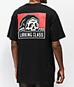Lurking Class By Sketchy Tank Corpo Black T-Shirt