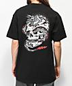 Lurking Class By Sketchy Tank Dragon Black T-Shirt